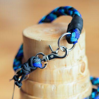 Geflochtenes Halsband – Mini